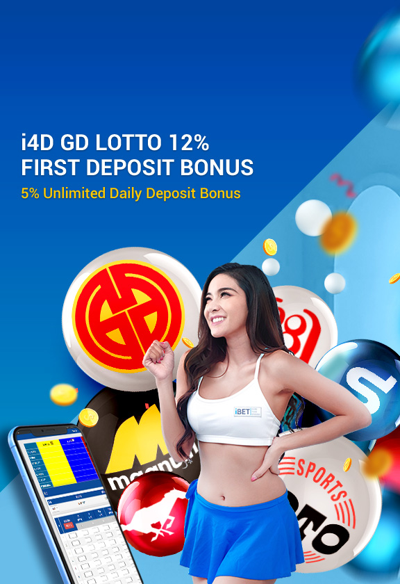 gd lotto the most poppular 4D betting casino lotto online